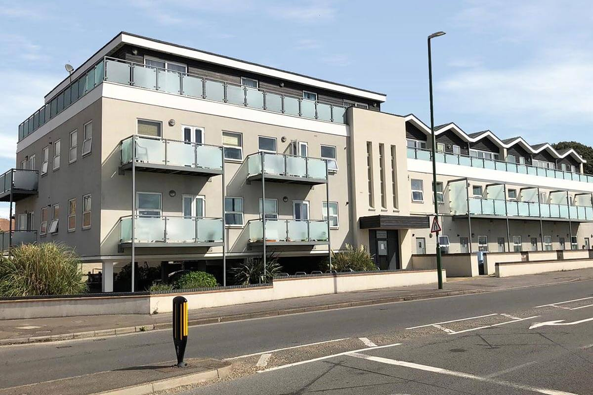 PropertyInvestment.co.uk Harbour House, Brighton - External Building Shot